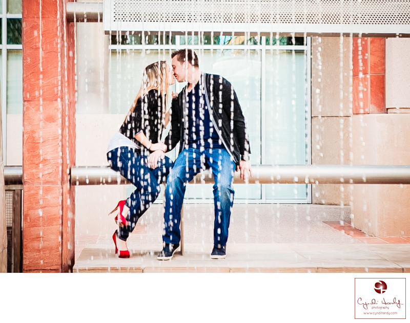 Downtown Phoenix Wedding and Engagement Photographer