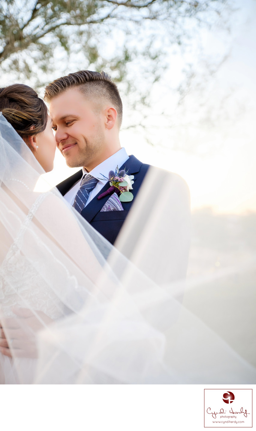 Artistic Scottsdale Wedding Photographer