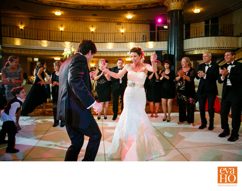 Intercontinental Chicago Jewish Wedding