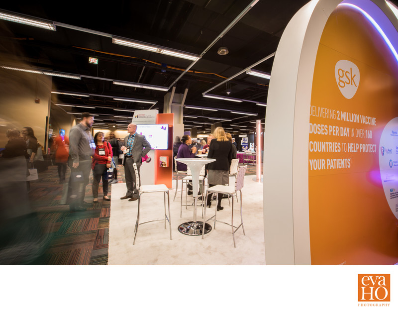 GSK Booth at National Association of Pediatric Nurse Practitioners