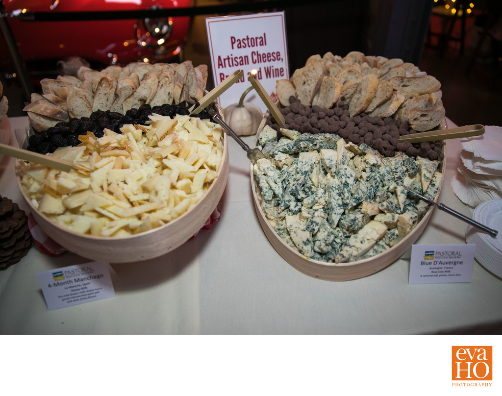 Cheese Display by Pastoral