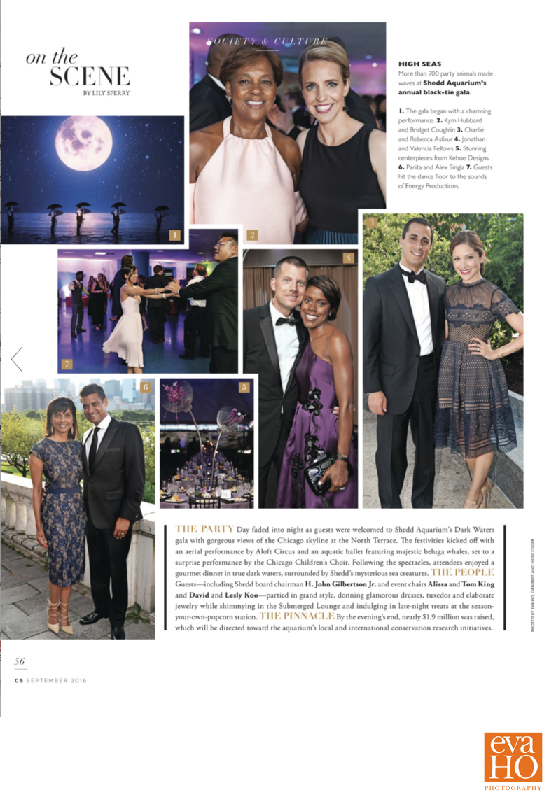 Modern Luxury CS Magazine September 2016
