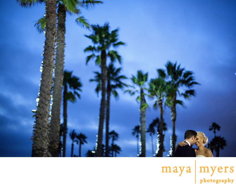 Shutters on the Beach Santa Monica wedding photographer