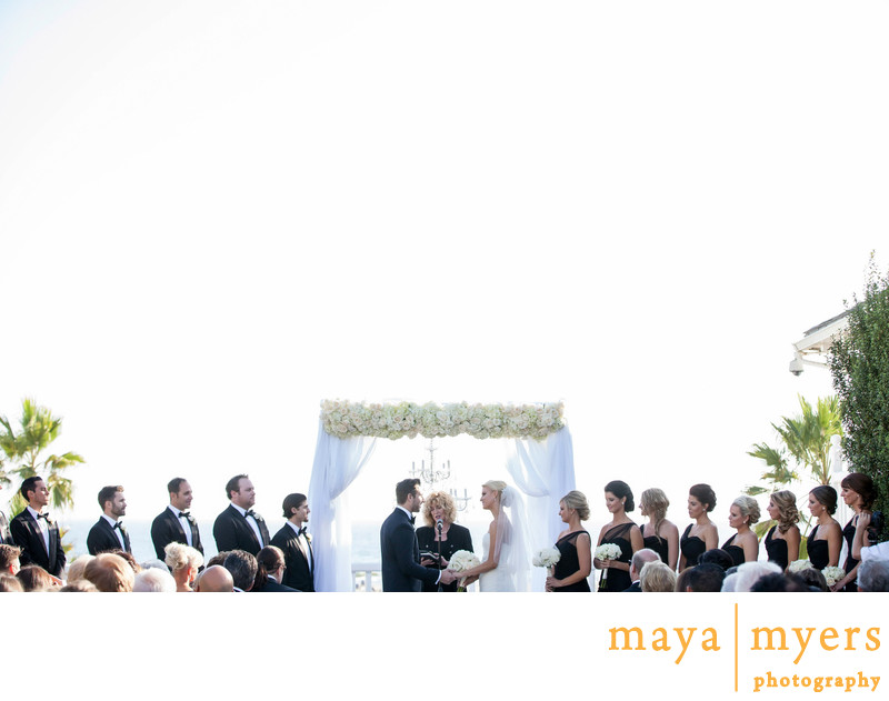 Ceremonies At Shutters On The Beach
