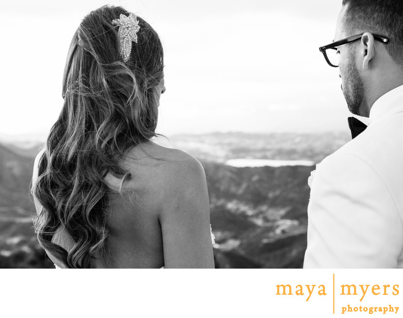 Wedding Portraits Malibu Rocky Oaks CA