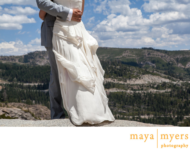Lake Tahoe Destination Weddings