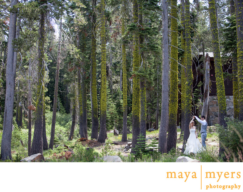 Wedding Photographer in Lake Tahoe