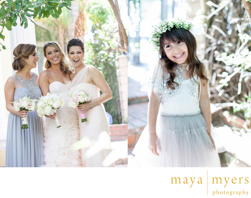 Elegant Wedding Photographer Los Angeles