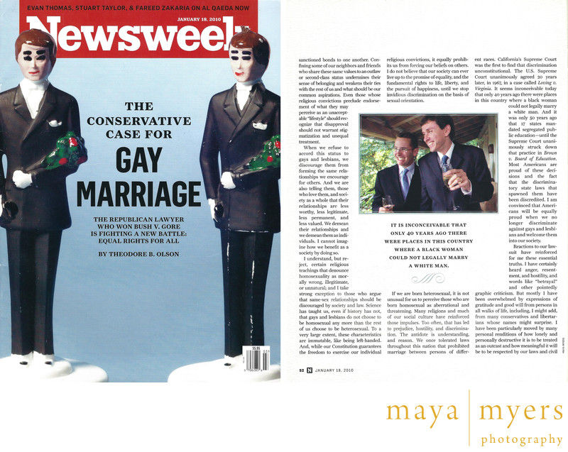The Conservative Case for Gay Marriage