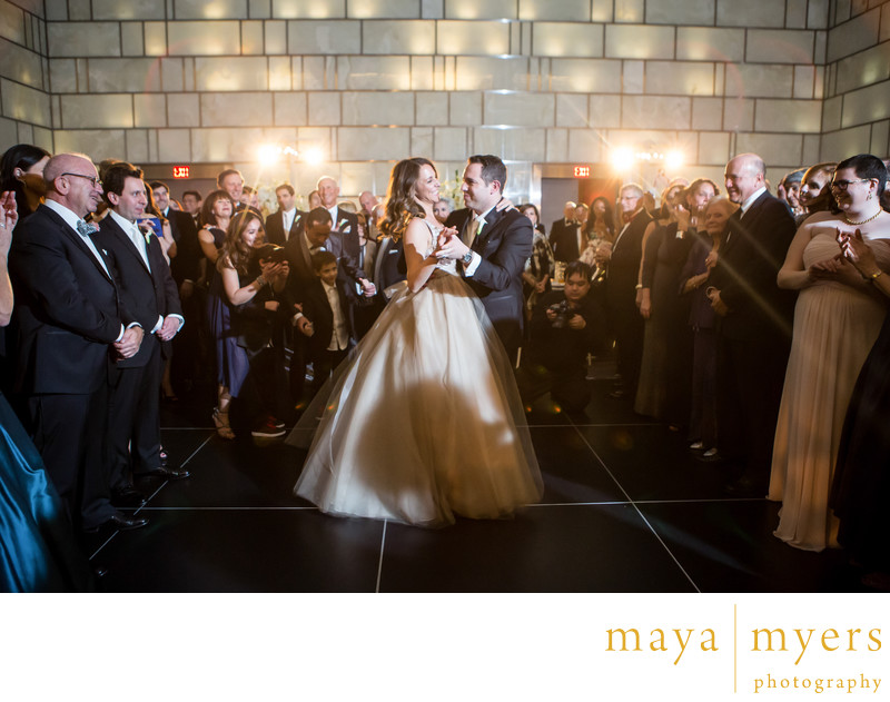 Park Hyatt New York Wedding reception