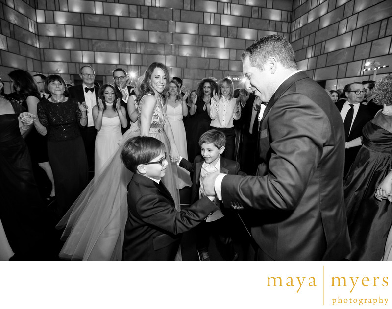 Park Hyatt New York Wedding jewish reception