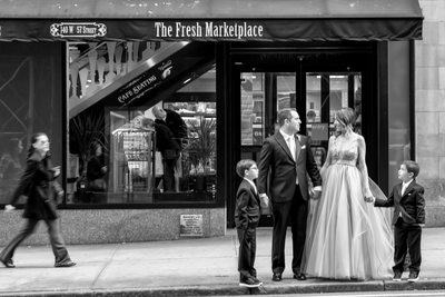 Park Hyatt New York Wedding Photographer