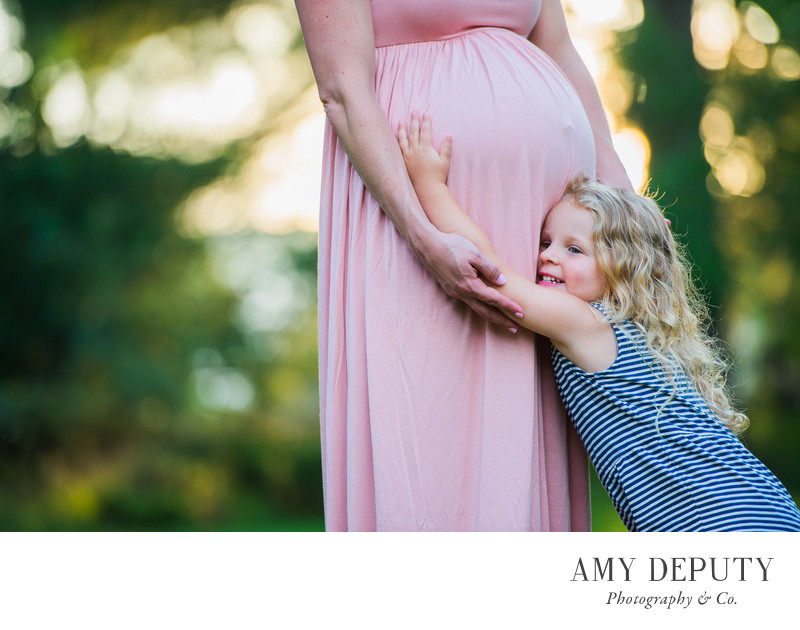 MATERNITY PHOTOGRAPHY IN BALTIMORE, MARYLAND & DC