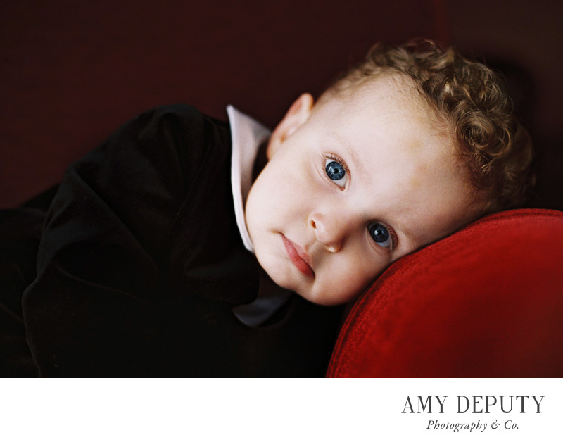Children's Portrait Photographer in Maryland & DC