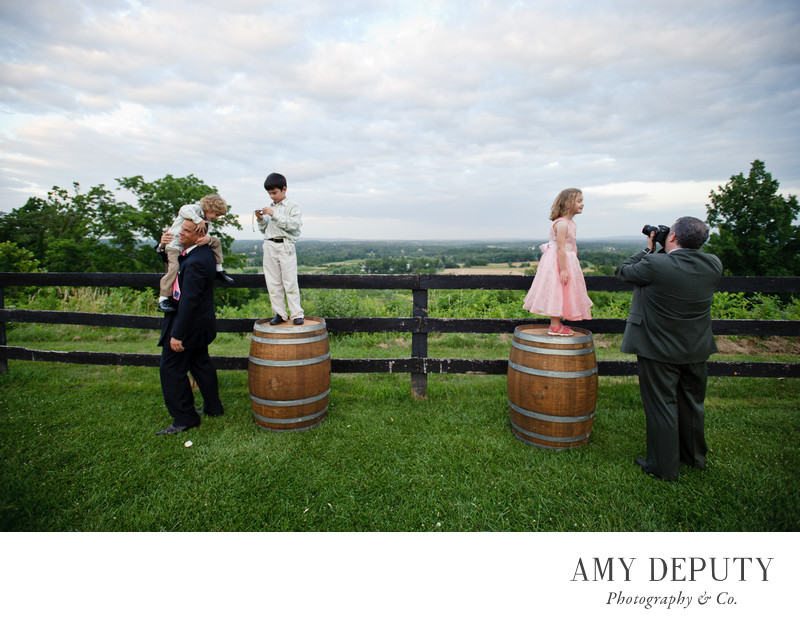 Best Virginia Vineyard Wedding Venues