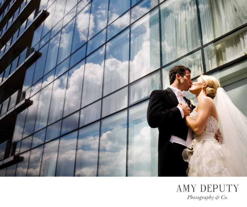 The Four Seasons Hotel Baltimore Wedding Photographer