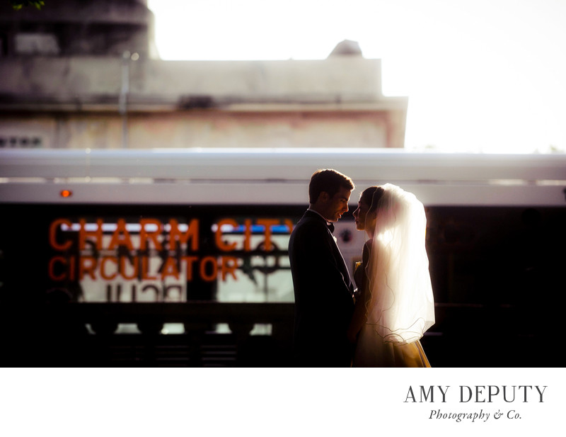 Charm City Weddings Baltimore Photographer