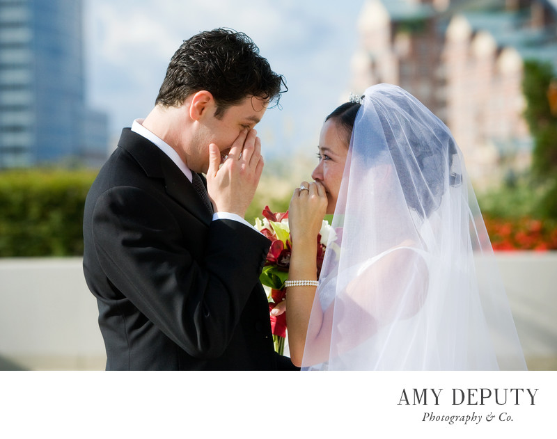 Baltimore Marriott Waterfront Wedding Photographer