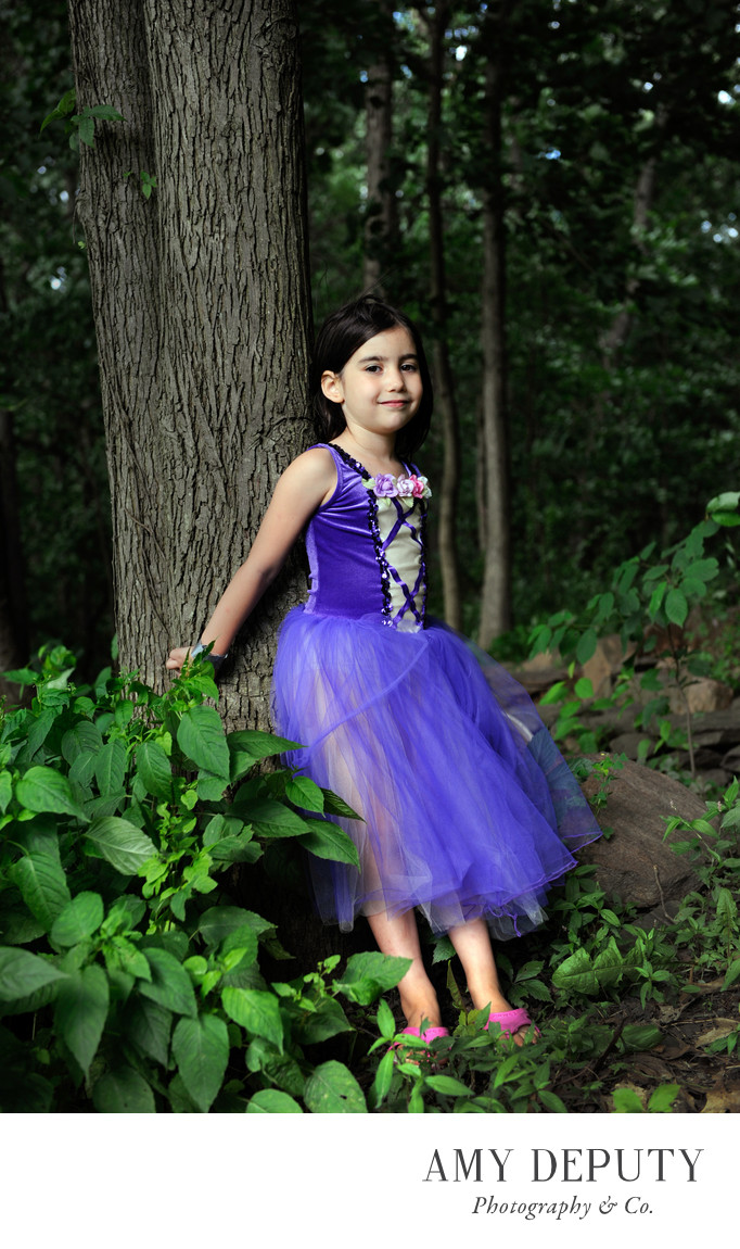 Outdoor Children's Portraits in DC & Baltimore