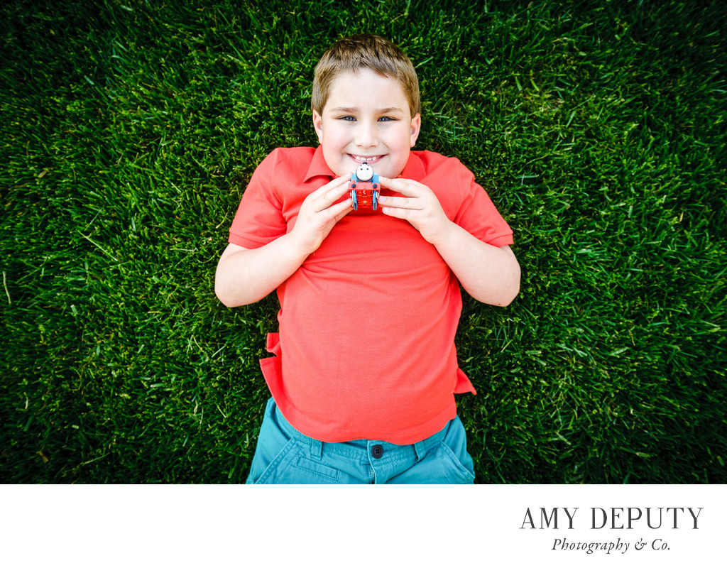 Children's Portrait Photographer in Towson & Baltimore