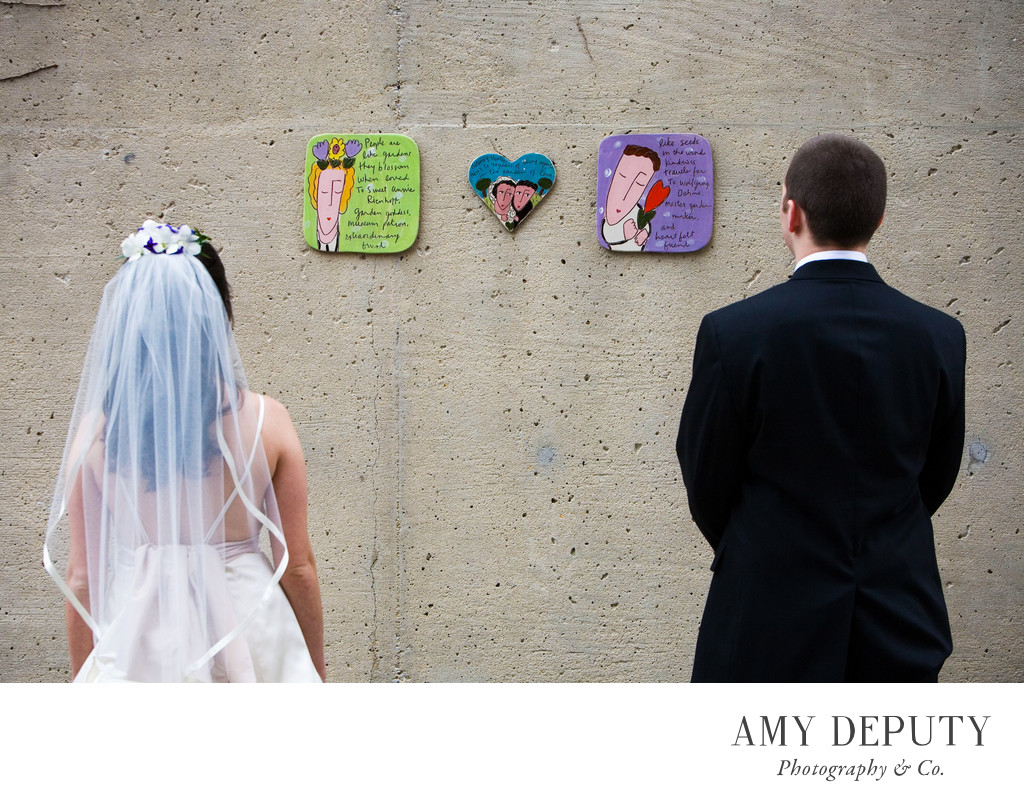 AVAM American Visionary Art Museum Wedding Photography
