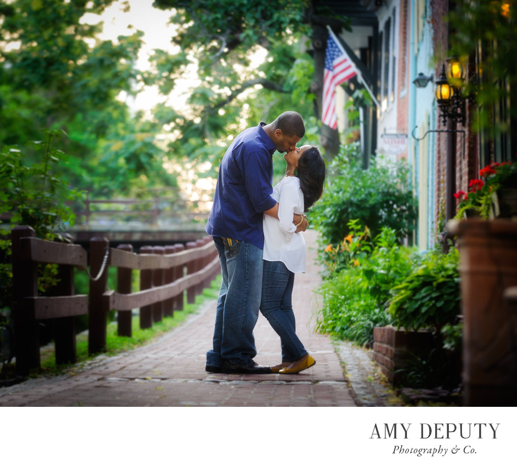 Best DC Engagement Photographer