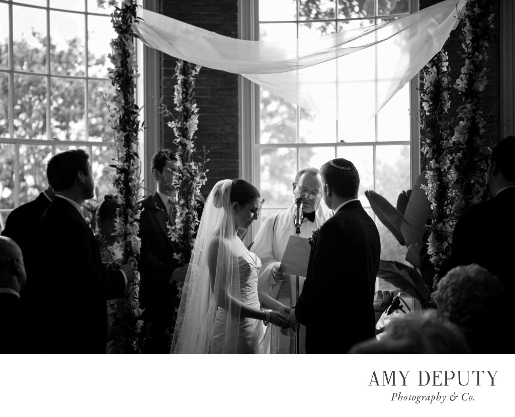 Jewish Wedding Photographer Washington DC