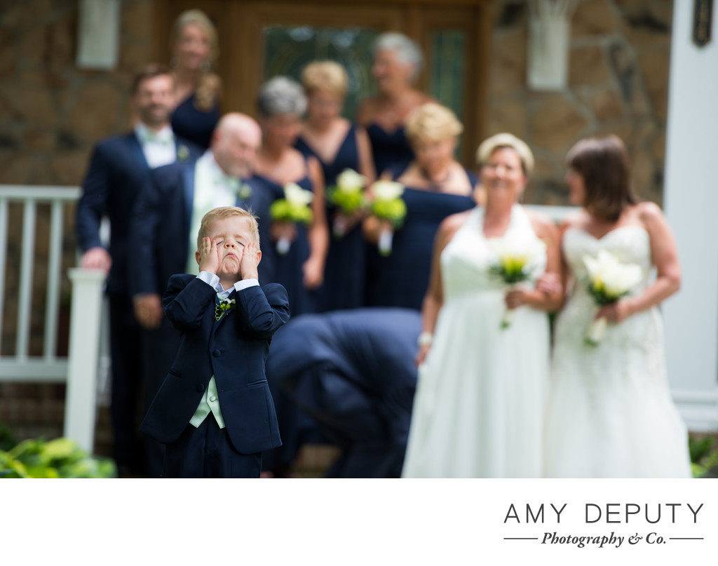 Same Sex Wedding Photographer in Maryland & Delaware