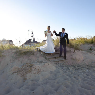 Best Dewey Beach Wedding Photographer