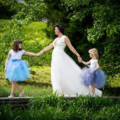 Maryland Outdoor Wedding Photography