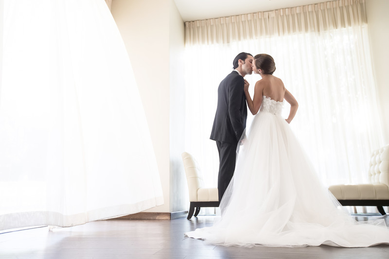 Wedding Photographer in Century City Los Angeles