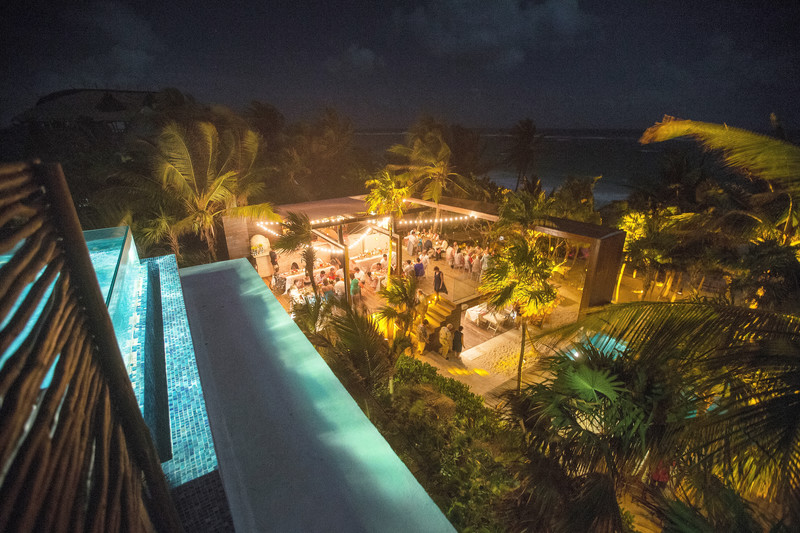 Destination Wedding in Tulum Mexico