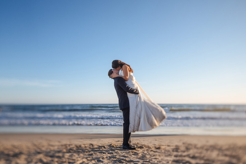 Jonathan Beach Club Wedding Photographer