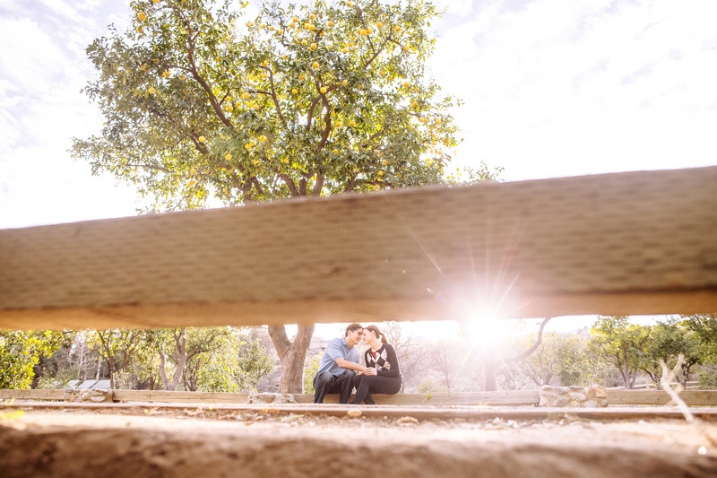 Wilderness Park Engagement Session