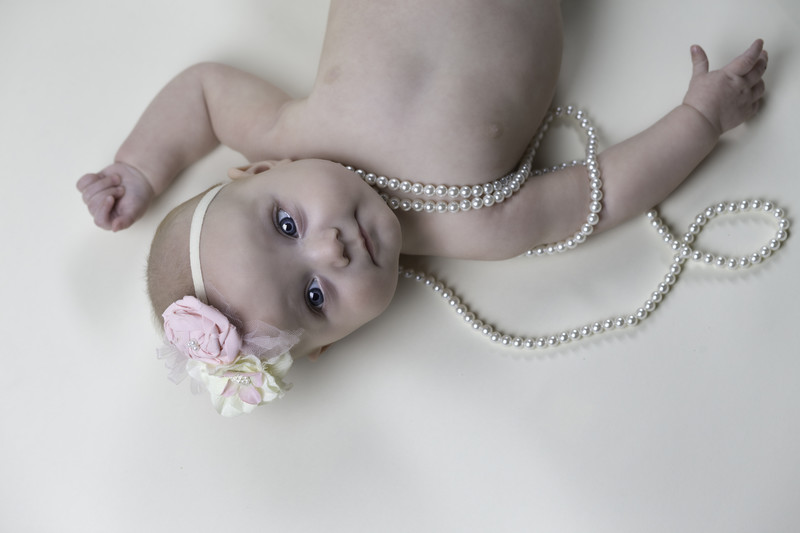 Baby Studio Portait Photography