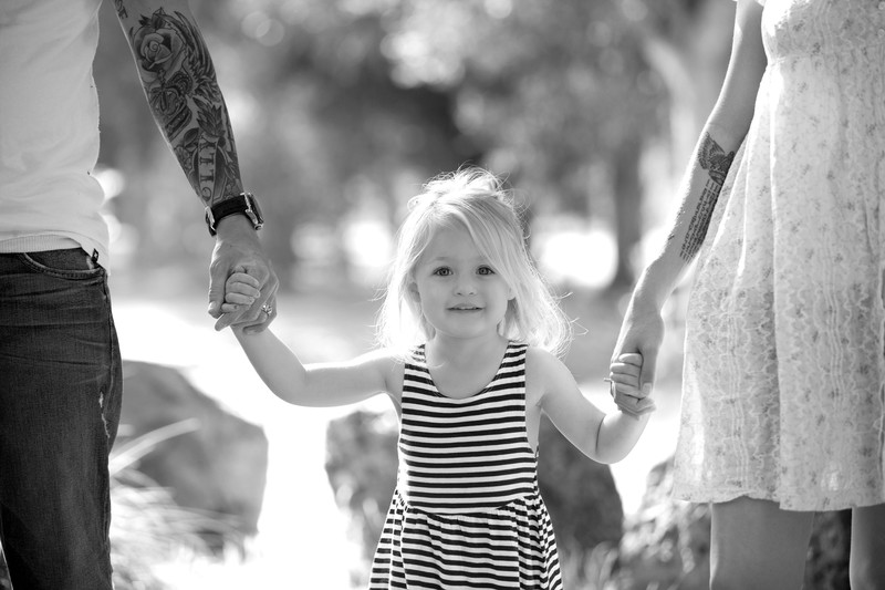 Trendy Family Portrait Photography in Beverly Hills, CA