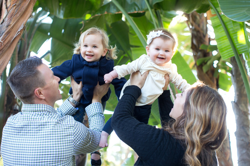 Fun Family Photography Session at Will Rogers Memorial Park in Beverly Hills, CA