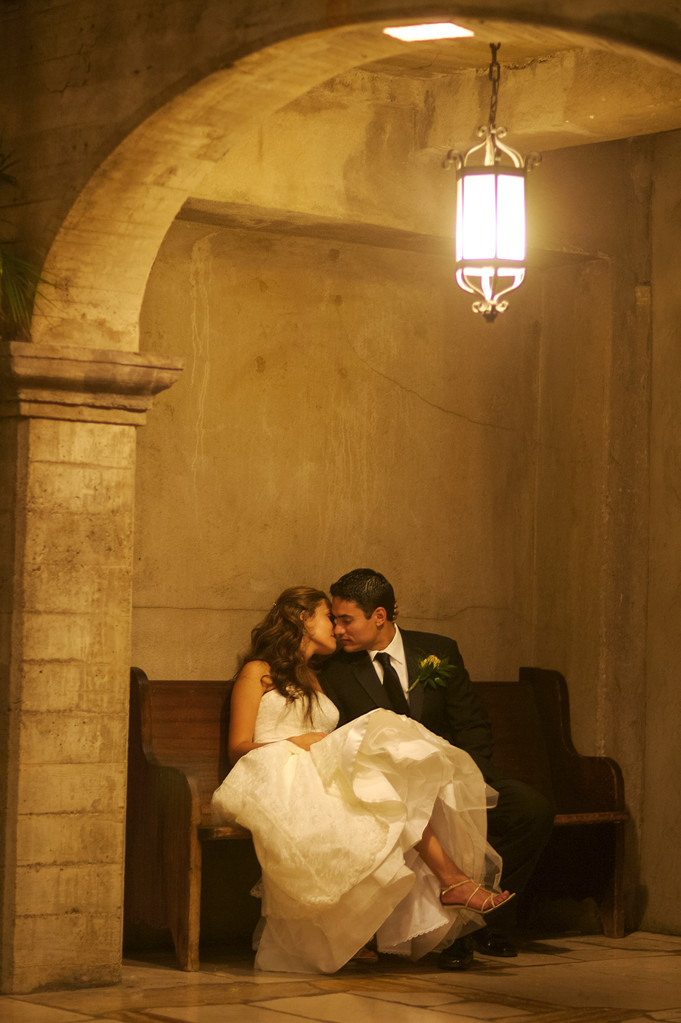 Wedding Photography at Mission Inn