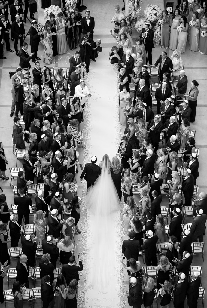 Beverly Wilshire Hotel Wedding Ceremony