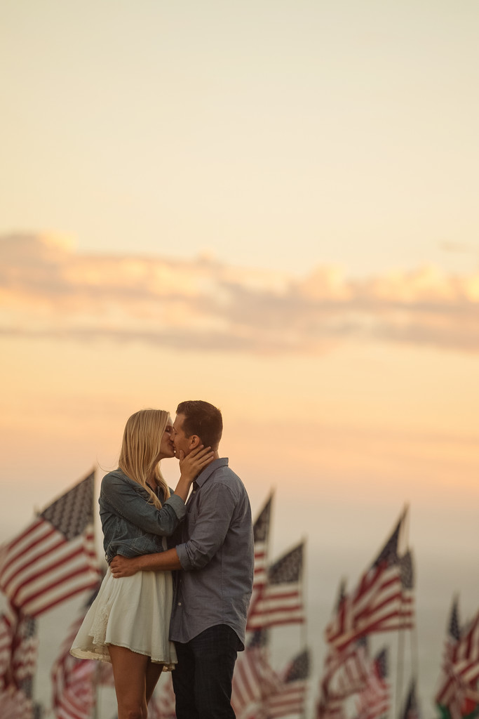 Pepperdine University Engagement Photography