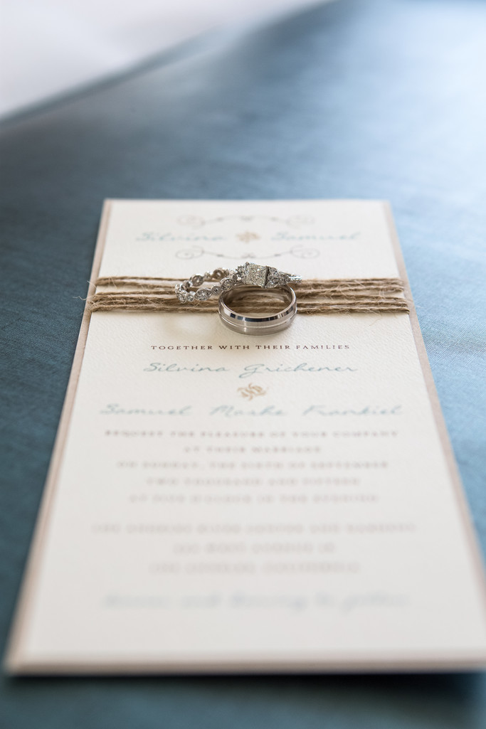 Wedding Invitation Decor Photography