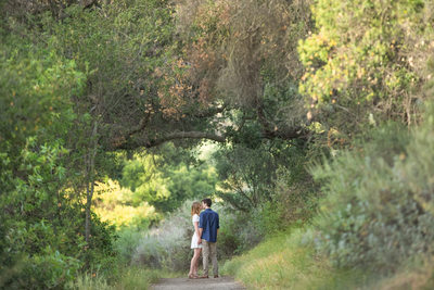Engagement Photography Session at Wildwood Park, Thousand Oaks