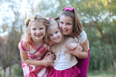 Sisters Family Portrait Photography