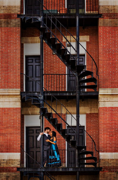 Norfolk, VA Engagement Portrait Session Photographer