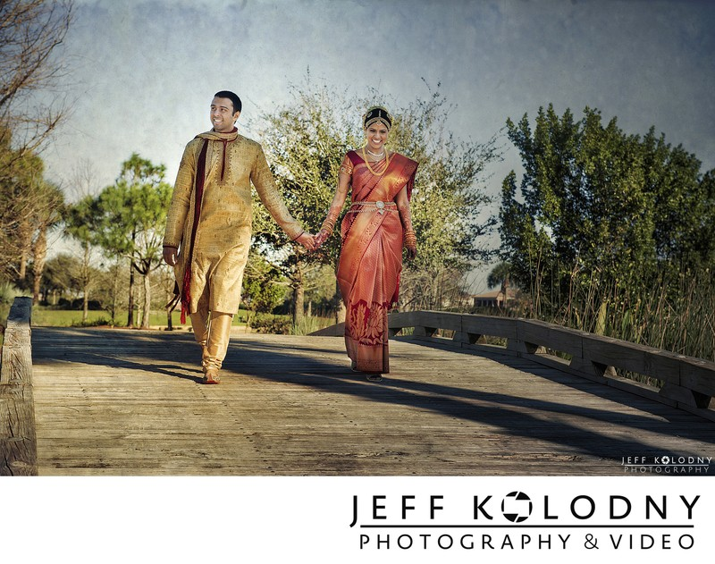 Indian Wedding at Parkland Country Club.