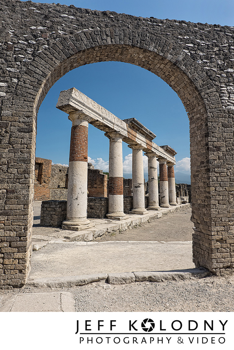 Pompei travel Photo