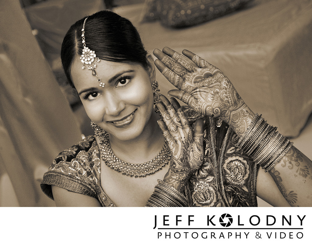 South Florida Indian wedding picture