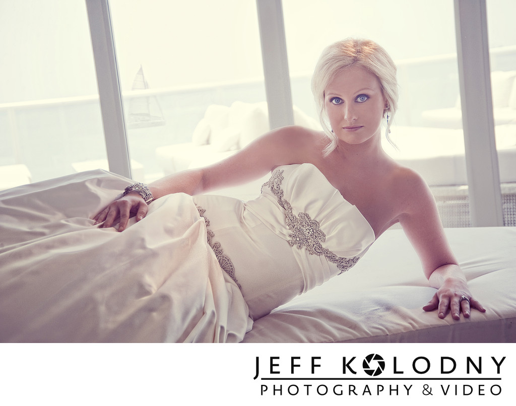 W Fort Lauderdale wedding picture