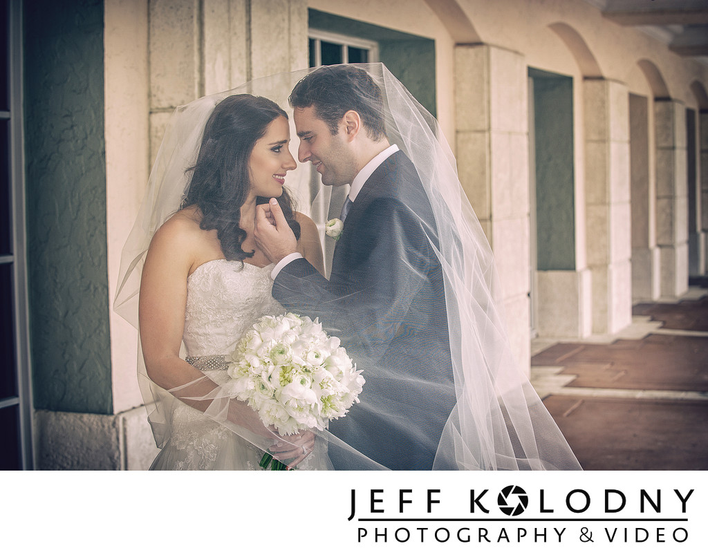 Coral Gables wedding picture