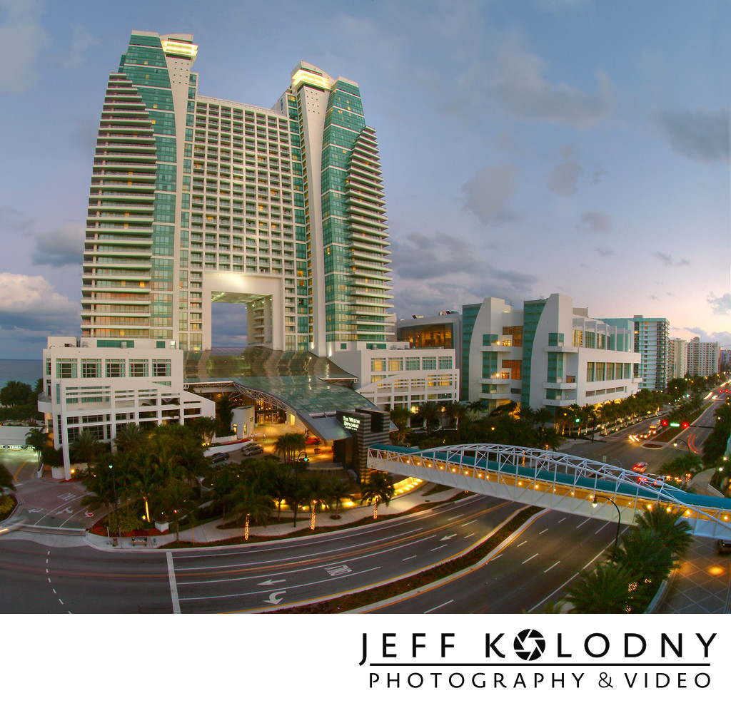Drone photography in Fort Lauderdale.
